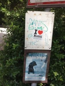 Berlin ist doch klar