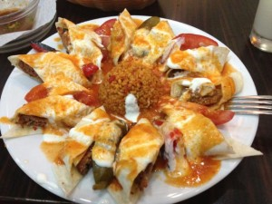 Beyti Kebab youghurt