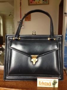 Rebstock Handtasche