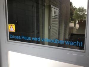 Videoüberwacht