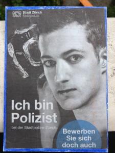 Ich bin Polizist