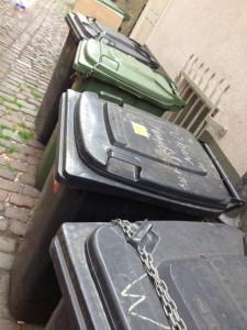 Mülltonnensicherung 1